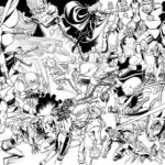 22x17 Commission (2 Page Spread)
