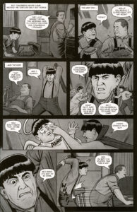Sample Page from MONSTERS & MAYHEM