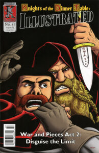 The cover for issue 37.