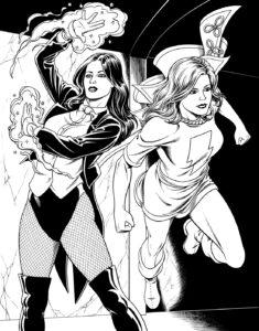 Zatanna & Mary Marvel