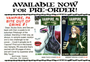 New Issue is Available for Pre-Order!
